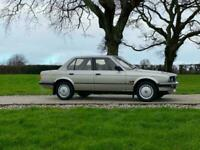1985 C E30 BMW 316 AUTO BRONZE ONLY 51000 MILES EXCEPTIONAL CONDITION