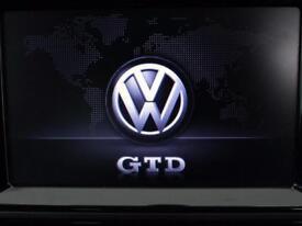 2014 VOLKSWAGEN GOLF 2.0 TDI GTD 5dr