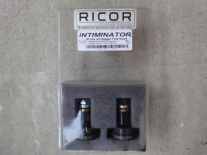 Ricor Intiminators for Harley Davidson Touring