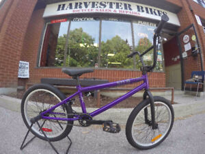 BRAND NEW Hutch 20″ BMX Bikes @ Harvester Bikes BLACK FRIDAY