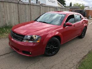 2013 Dodge Avenger Sxt Black Top Edition Sedan