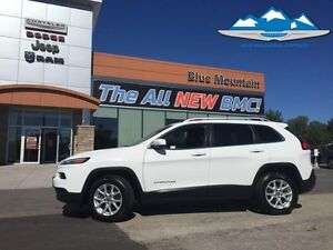 2015 Jeep Cherokee North  ACCIDENT FREE,4WD, BLUETOOTH, CARPROOF