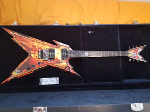 Dean Razorback Explosion - with case