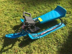 GT Snow racer sled