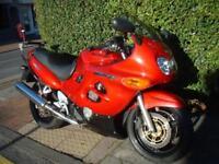Suzuki GSX750F TEAPOT MOTORCYCLE
