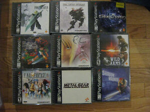 Playstation Games (PS1) Cambridge Kitchener Area image 3