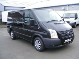 Ford Transit 260 TREND LR P/V (black) 2012
