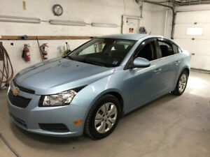 2012 Chevrolet Cruze Only 55000 kms