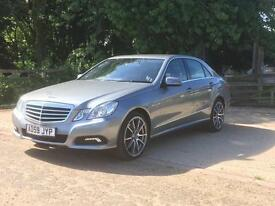 Mercedes-Benz E350 3.0CDI (231bhp) Auto Avantgarde 2009/59 £7k options