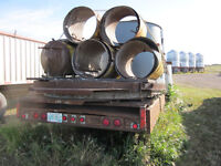 SEPTIC TANK CYLINDERS for making Concrete Tanks
