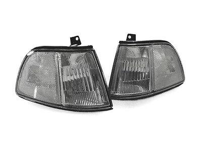 Jdm Corner Lights - DEPO JDM Clear Front Corner Lights For 1990-1991 Honda Civic 3 Door / Hatchback