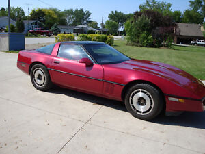 Mint 1984 Corvvette For Sale