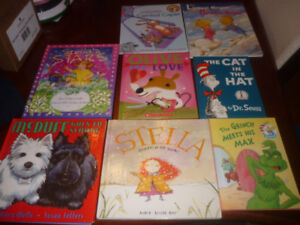 8 children's books