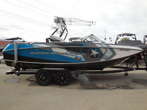 2013 Nautique Super Air G23 - ZR 450 Engine Nautique Surf System