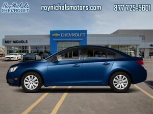 2013 Chevrolet Cruze LTZ  - Certified - Leather Seats -  Bluetoo
