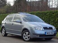 Skoda Fabia 1.9 TDI Elegance 5dr+ UNBELIEVABLY GENUINE LOW 33K MILES+