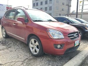2007 Kia Rondo Wagon, New safety,leather inside, heated seats