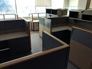 Massive collection of Office furniture.