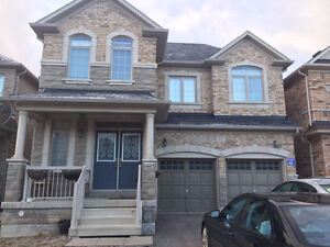 Beautiful Fully Detached 4 Bedrooms 2 Car Garages House For Rent