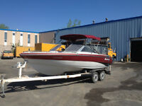 Larson 21' open deck 'Ready to GO""
