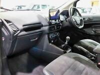 2018 Ford Ecosport 1.0 EcoBoost 140 ST-Line 5dr Hatchback Petrol Manual