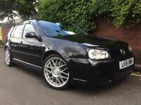 2001 Volkswagen Golf 2.8 V6 4Motion-R32 REPLICA-RECARO LEATHER-NOS FITTED-FSH-