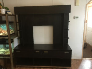 Ashley tv stand