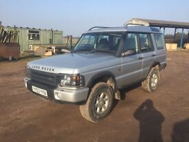 Discovery 2 td5 75k miles! Tidy!