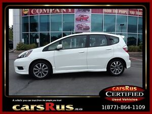 2013 Honda Fit Sport Was $15,995 Plus Tax Now $15,995 Tax In! OA