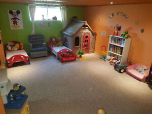Licensed Home Child Care Spaces Available
