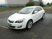 VAUXHALL ASTRA SRI 165 DIESEL MANUAL 5 DOOR S/S