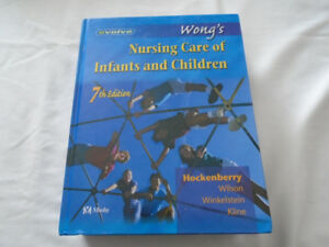 NURSING CARE OF INFANTS  AND CHILDREN     7 TH EDITION