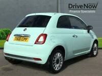 2017 Fiat 500 1.2 8V Lounge (s/s) 3dr Hatchback Petrol Manual