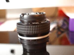 Nikon 50 1.2 ais