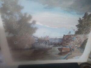 8 Prints of Rideau Canal 150 years (1832-1982) Gatineau Ottawa / Gatineau Area image 8