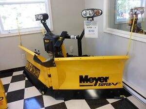 Meyer 7.5 Super V LD Plow