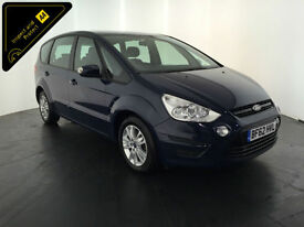 2012 62 FORD S-MAX ZETEC TDCI 7 SEATER MPV 1 OWNER SERVICE HISTORY FINANCE PX