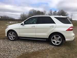 2013 Mercedes ML350 BlueTEC 4MATIC