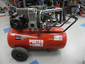 Porter Cable  25 Gallon Air Compressor