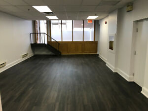 Downtown Retail/Office Space for Lease
