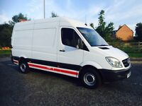 Mercedes sprinter 313cdi (11 Reg) 1 owner