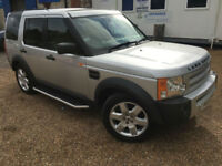 2005 '55' Land Rover Discovery 3 TDV6 Auto HSE 4x4 Diesel Automatic. Px Swap