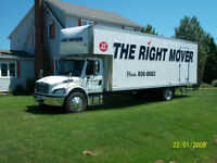 The Right Mover