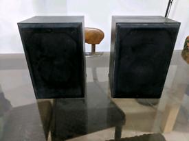 Gale mini monitor 100w bookshelf speakers