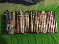 JOBLOT OF DISNEY DVDS