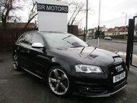 2011 Audi S3 2.0T FSI quattro Sportback S Tronic Black Edition(sat/nav,history)