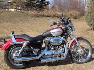 2004 Harley Davidson XL 1200 Custom Sportster - FOR SALE