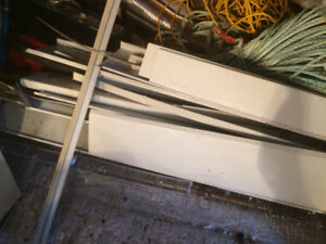 Hot water baseboards