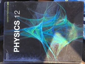Nelson Physics Grade 12 textbook