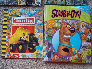 """4 """"Look/Search and Find"""" Children's books London Ontario image 2"""